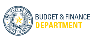 Return to Budget Department Home