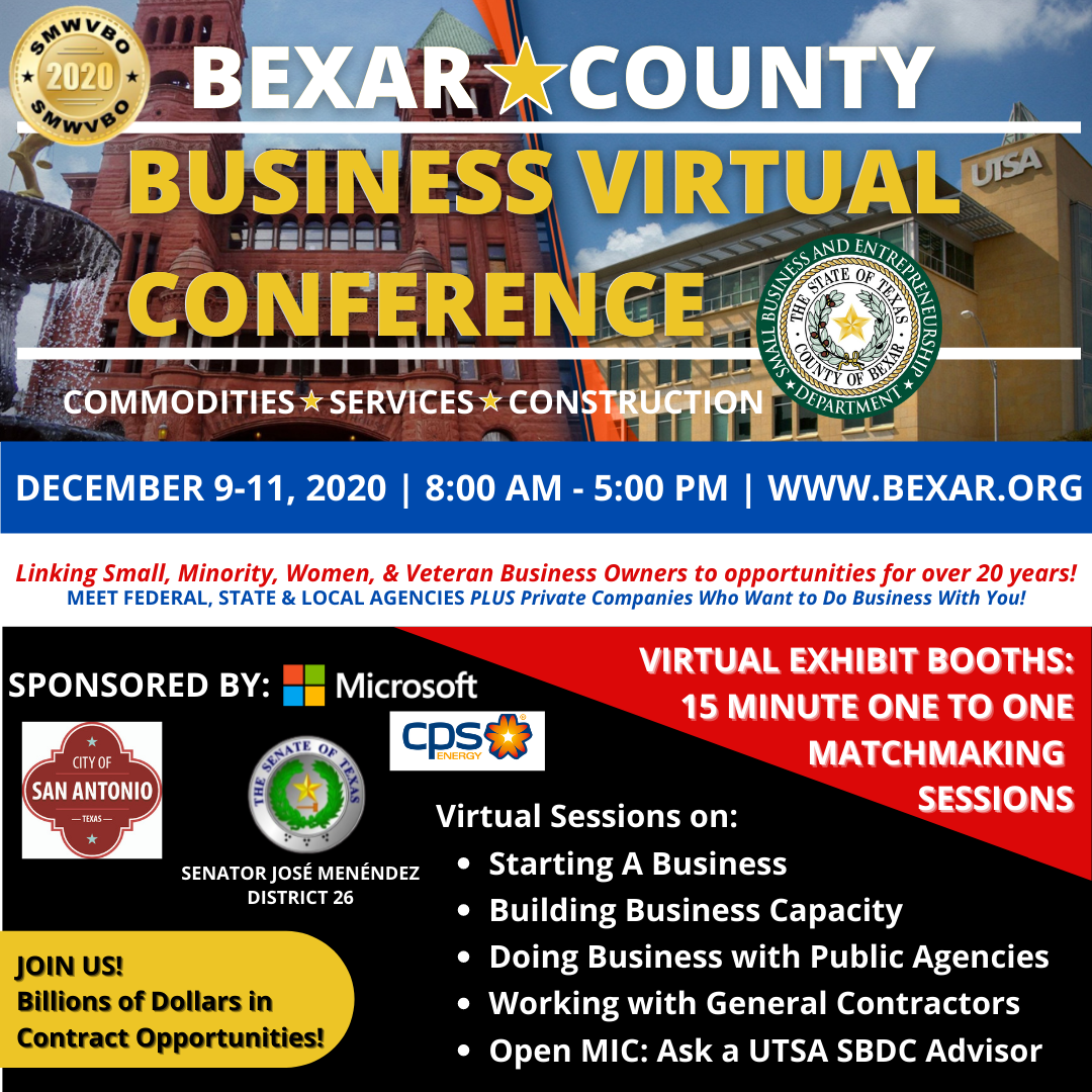 2020 Virtual Business Conference