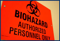 Biohazard, Authorized Personnel Only